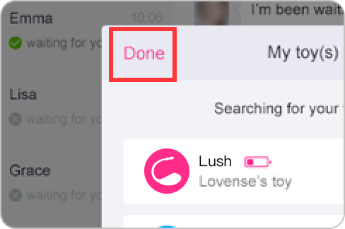 How to pair Lush with the Lovense Remote app on Windows PC.