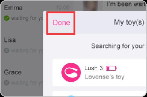 Cómo enlazar Lush 2da Generación con la app Lovense Remote con PC Windows.