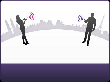 Edgeのアナルプラグはインターネットでどの距離からもコントロールが可能です。