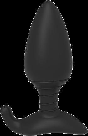 Hush oт Lovense. Первая в мире теледильдоническая анальная пробка. Вы можете управлять ею из любой точки мира!